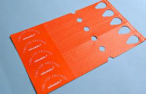 Bag tag label printing