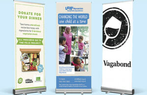 Printed Exhibition Banners