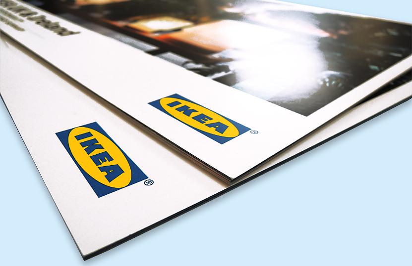 Printed IKEA Brochure
