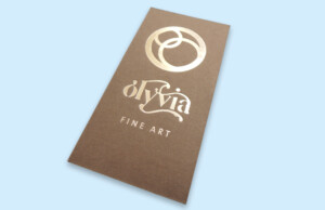Printed Business Cards for Fine Art