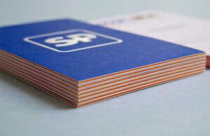 Triplex Business cards