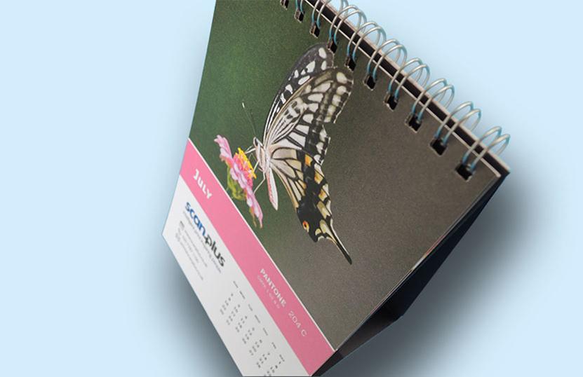 Scanplus Calendar