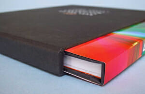 Case bound book printing
