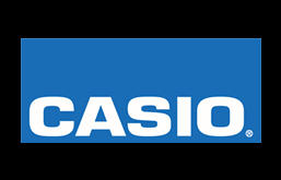 Scanplus has worked with Casio on a number of printing projects.