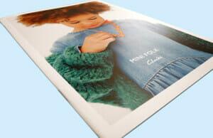 Printed Clothing Leaflet