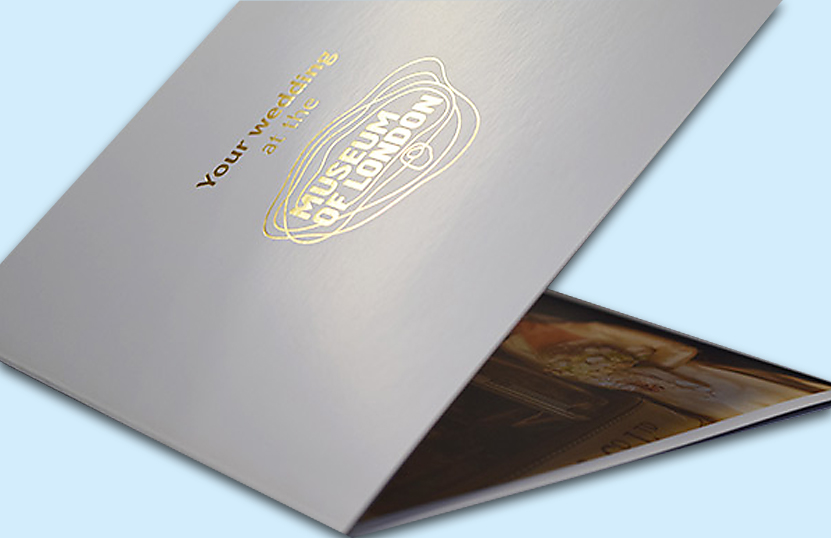 Printed Leaflet for Museum of London