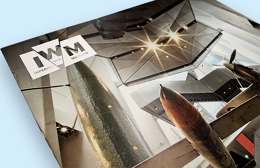 Printed Magazine for Imperial War Museum