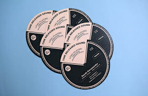 Record Label printing
