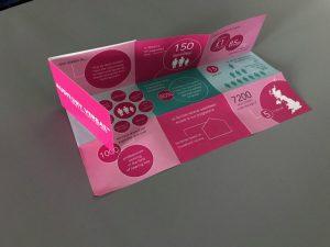 Pink Printed Auditory Verbal Booklet