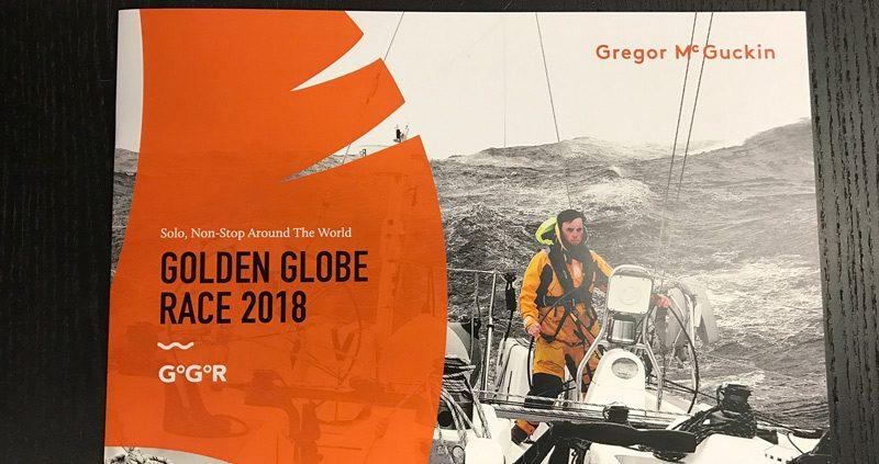 Printed Poster for Gregor McGuckin