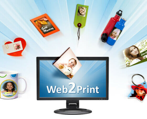 Web to Print Product